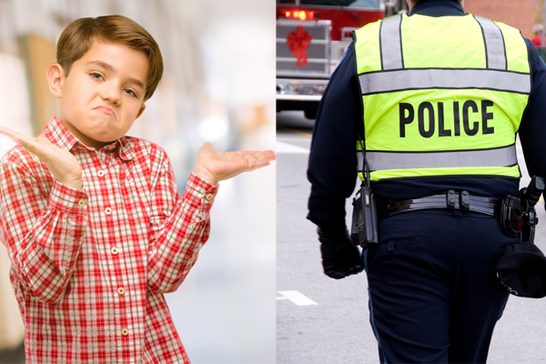 "California forcing educators to teach students about ""police brutality"""