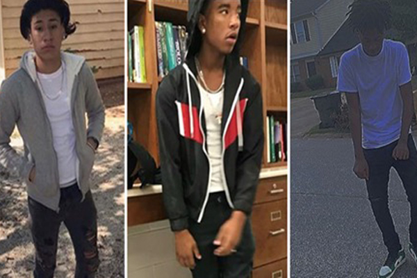 Hundreds attend vigil for three criminal teens killed in shootout with homeowner