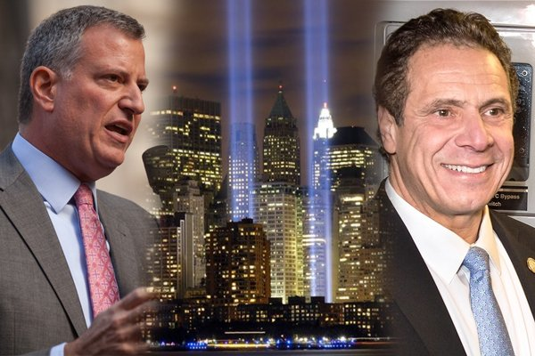"Enemies within: New York politicians, other ""Americans"" want to forget 9/11 ever happened"