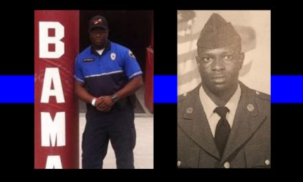 Officer Down: Alabama cop, Army veteran murdered in the line of duty
