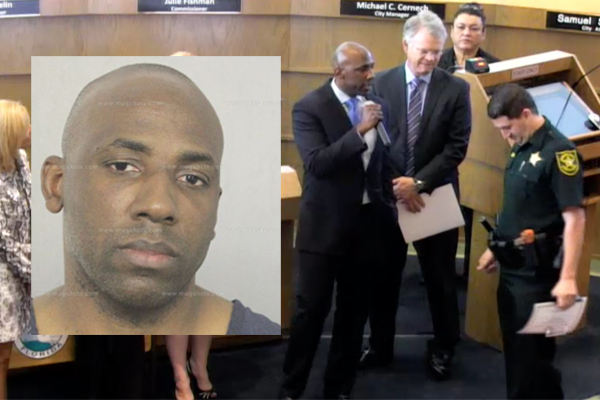 Anti-police lawmaker, criminal who attacked cop at awards ceremony now lying to the media