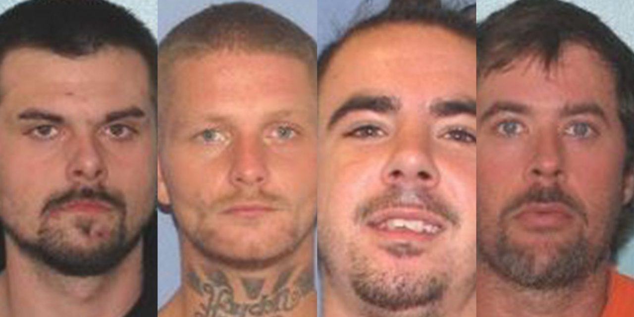 Urgent: Four inmates overpower guards, escape Ohio prison – considered extremely dangerous