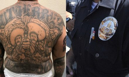 Los Angeles: You can be a cop if you're a gang member, but not if you're a conservative?