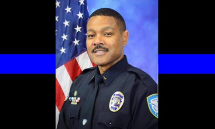 Lt. Locke – a police officer, firefighter and Army veteran – dies unexpectedly