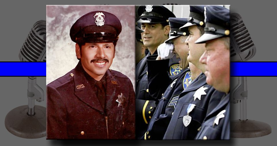 "Profiles In Courage – The Brutal Murder Of Police Officer Miguel Soto – Miguel ""Mike"" Soto Jr."
