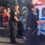 NYPD cop shot by felon, rapist – crowd taunts officers and calls for their deaths