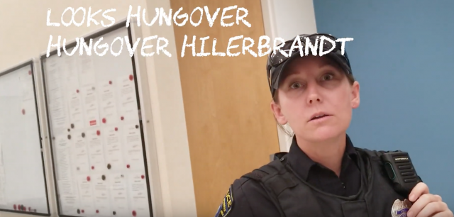 Man tries to troll police sergeant, tells police wives he hopes their husbands get murdered.