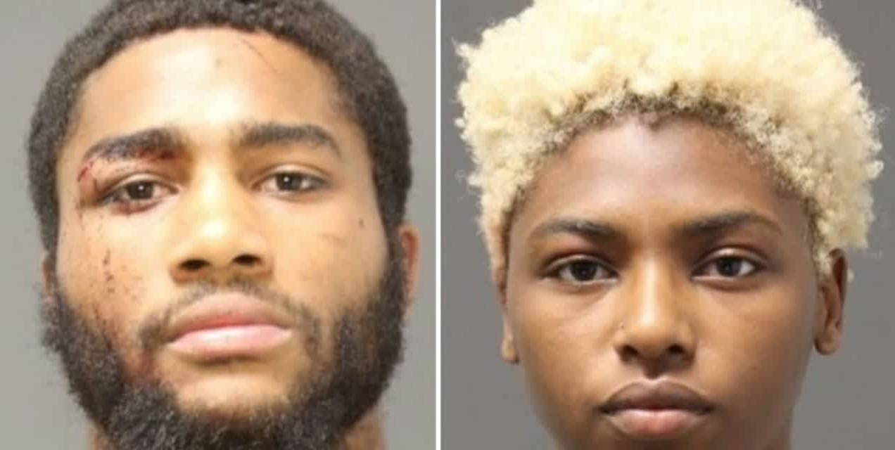 Couple charged in assault on NJ State Trooper