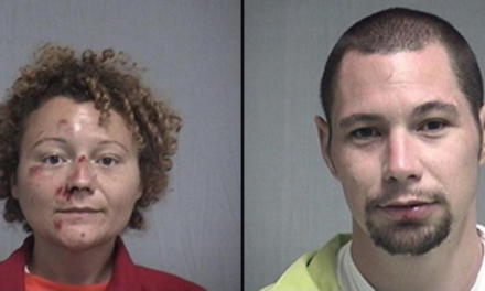 Police: Handcuffed couple busted having sex in cop car