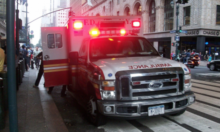 """He may never fully recover"": EMT brutally attacked by handcuffed suspect in the back of NY ambulance"