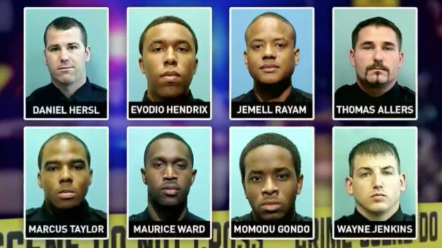 8 cops are behind bars. Now 800 of their cases might be thrown out.
