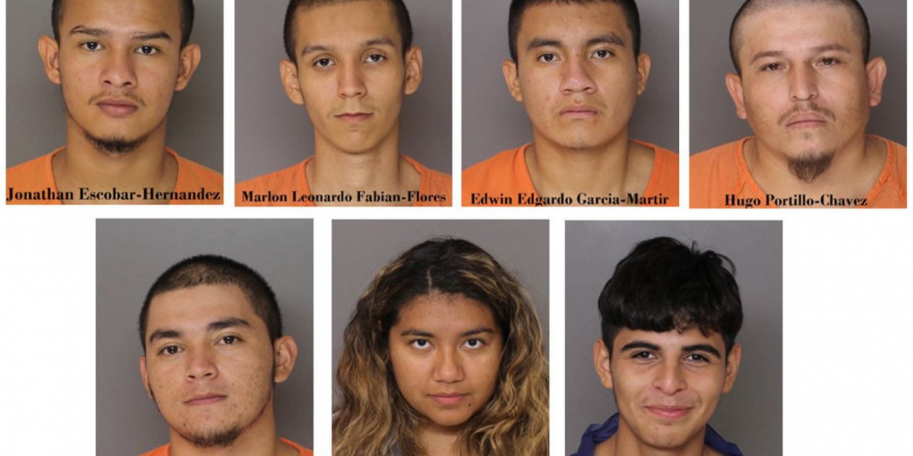 ICE is going after six MS-13 members after bloody gang war retaliation
