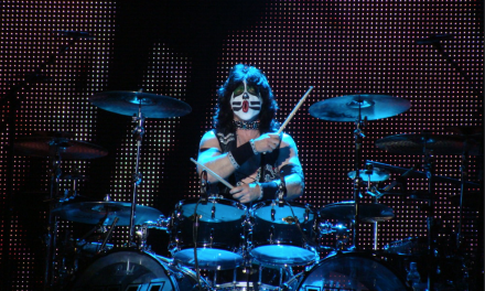 The drummer of KISS just got sworn in as an honorary police corporal