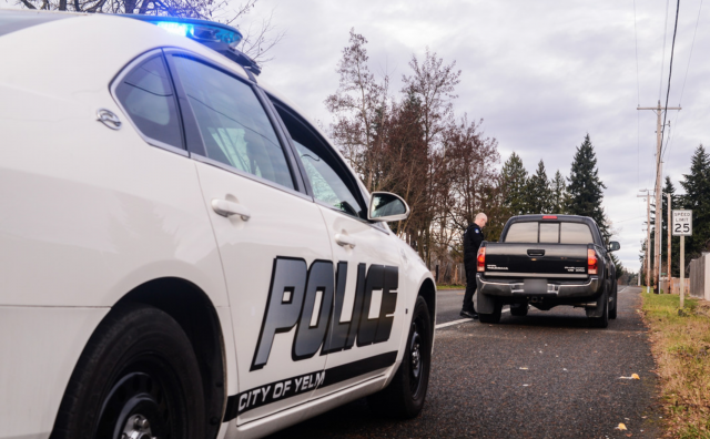 Oregon makes it illegal for cops to look for other crimes during traffic stops