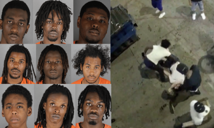 Police arrest 20 people after these videos of beatings and robberies went viral