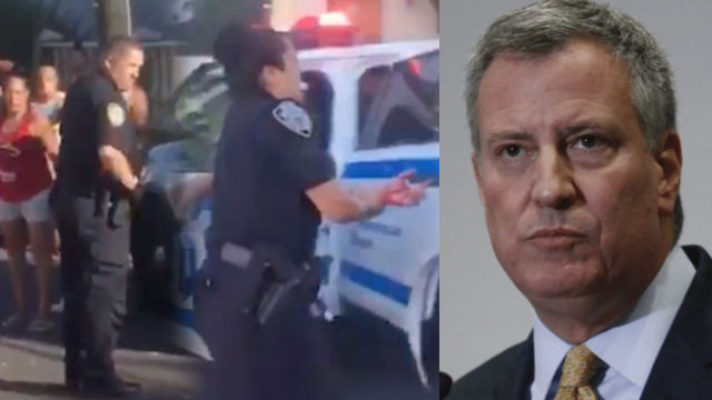 A cop was shot and onlookers cheered for their death. Responses from city leaders are spineless.