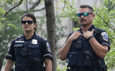 Why cops have a love/hate relationship with their bulletproof vest