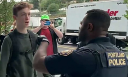 """""""Not in our county"""": Annoying police officers could soon be illegal."""