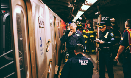 Subway crime is rising. Cops say it's because leaders won't let them enforce the law.