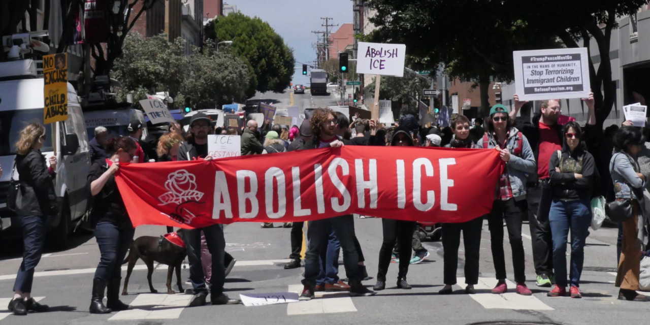 Portland caves, ends contract with ICE: You can't train here anymore.