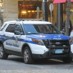 Boston cop on leave over racial slur accusations by students