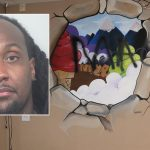Police: Ex-NFL player trashed his 2 businesses to make it look like a hate crime