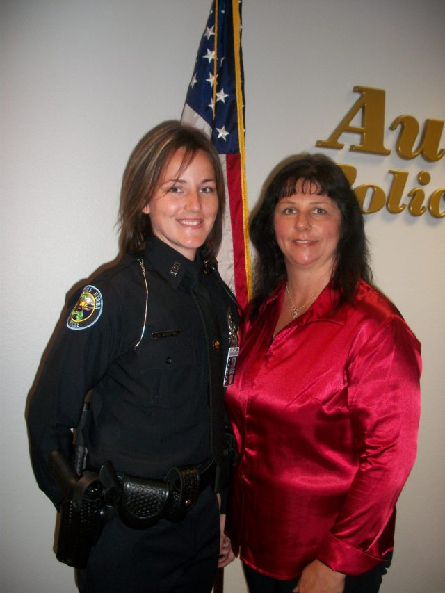 Officer Stacy West