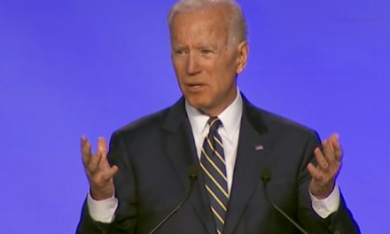 """Days after Biden says """"cops don't pull over white girls"""", it's revealed a registered foreign agent is running his super PAC"""