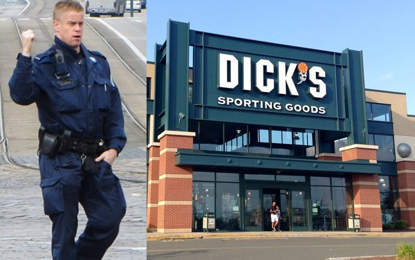 Dick's destroys $5 million in products instead of donating them to police – stock plummets