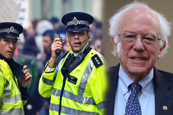 Bernie Sanders hometown gives green light for non-citizens to vote, calls to disarm police