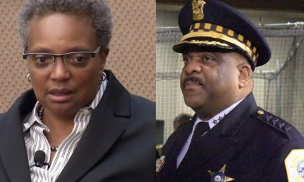 Police-bashing Chicago mayor casually accuses city's top cop of drinking and driving