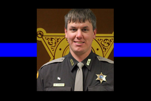 100 officers down this year: Deputy, young dad just killed trying to help stranded driver