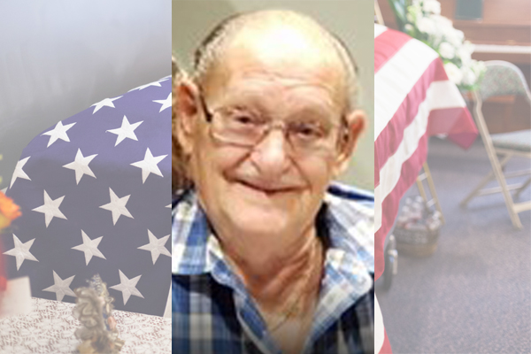 This veteran died without family.  Today, countless strangers will show at his funeral.