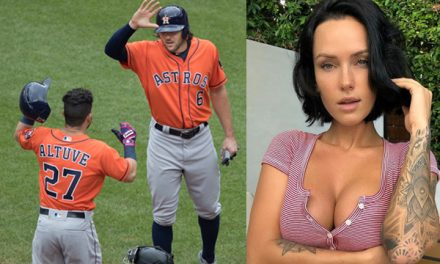 World Series flasher tells police she did it for breast cancer awareness