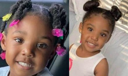 "Kidnapped 3-year-old girl in ""extreme danger"".  Family searched neighborhood for kidnappers before calling cops."