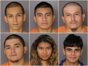 Prosecutors charged seven individuals, six of whom are illegal aliens, with first-degree murder after 21-year-old Daniel Alejandro Alvarado Cuellar was found stabbed to death, his body left near an apartment complex in Baltimore County, Maryland in July.