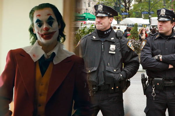 CNN: Violent 'Joker' is a validation of angry white male cops and Trump supporters