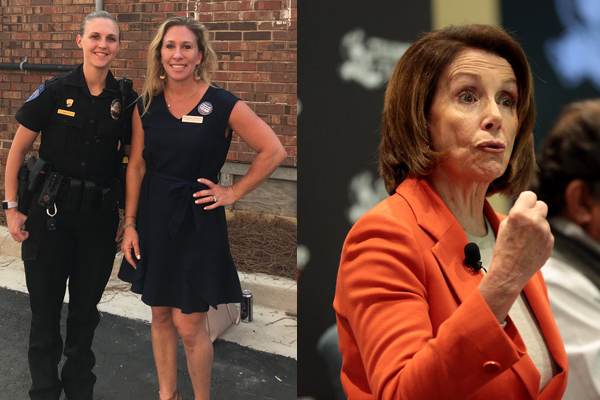 Southern mom's demand to remove Nancy Pelosi from office explodes thanks to President Trump