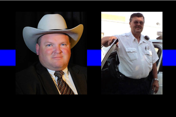 Officers Down: Deputy killed, police chief injured while helping stranded driver