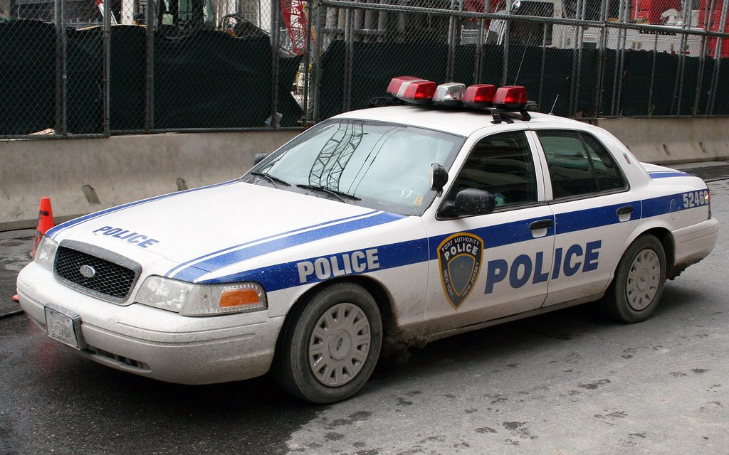 Three Port Authority officers attacked by wanted sex offender who had previously assaulted cops