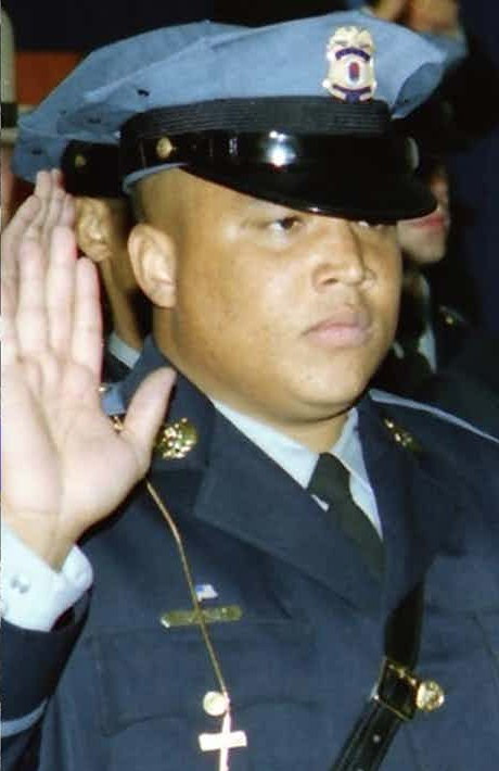 Prince George's County Police Cpl. Marquette Turner