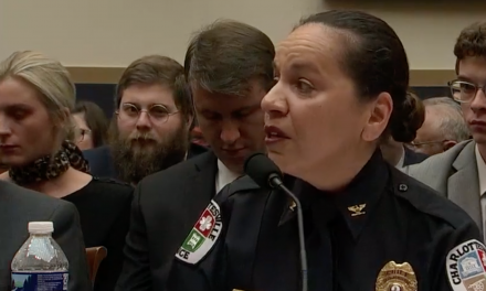 Police chief calls for ban on all weapons – doubles down when Congress asks her to clarify