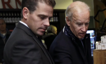 Poll: 57% of Americans want probe into Biden and son, Hunter, who was kicked out of Navy over cocaine use