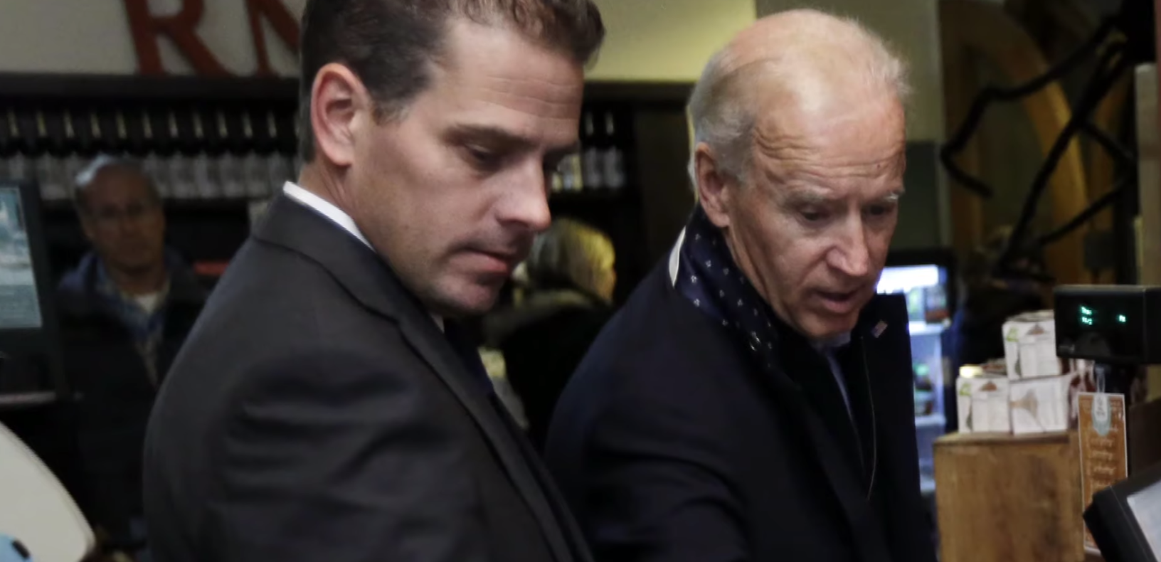 Why did the wife of Moscow's former mayor write Hunter Biden a check for $3.5 million?
