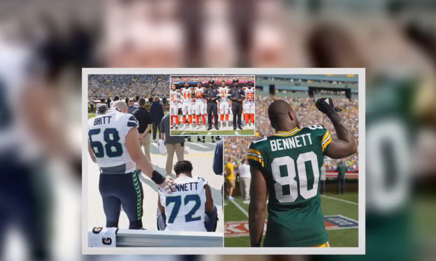 America-loving Dallas Cowboys hire player who slams police officers, sits during National Anthem