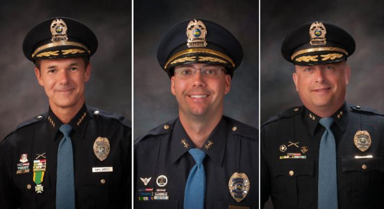 Top Michigan City police officials resign after mayor's son arrested on drug charges