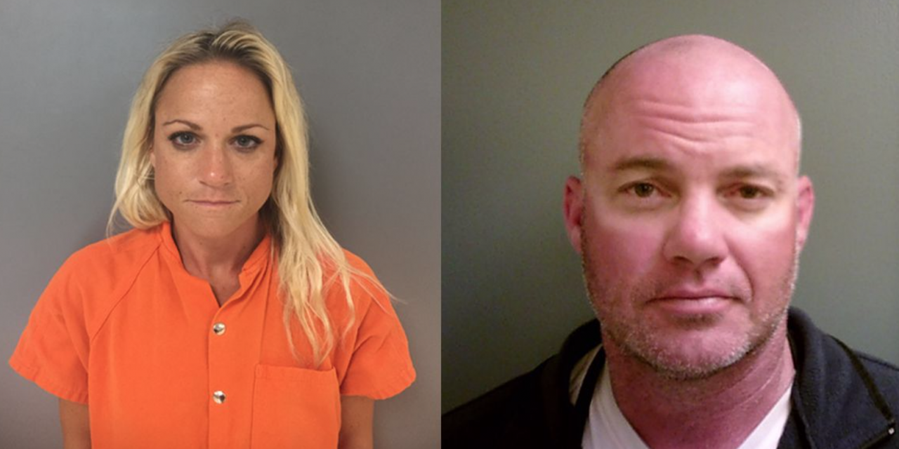 Sheriff deputy and school teacher wife arrested on charges of producing child porn