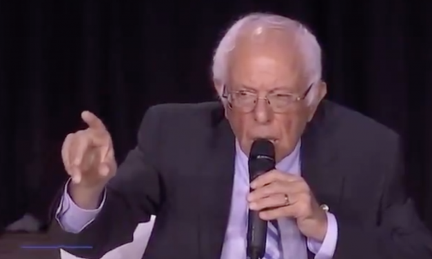 Sanders doubles down on attacking police: calls to expunge criminal records, get rid of bail and private prisons