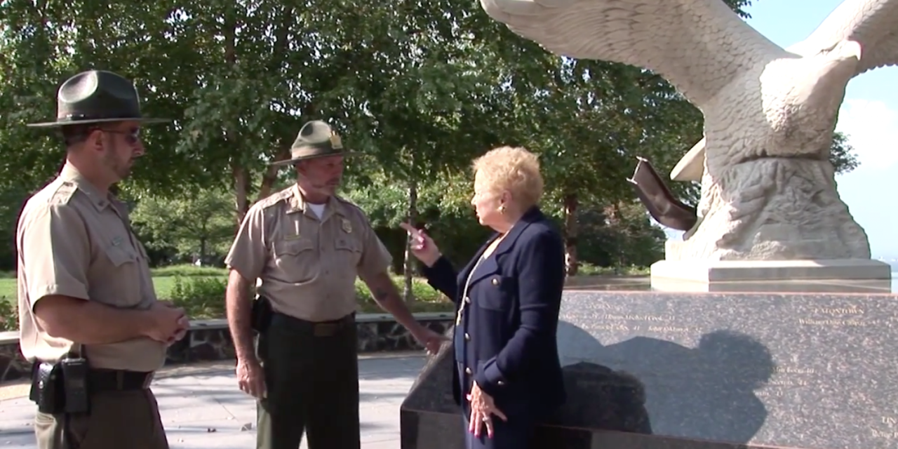 They destroyed 9/11 memorials. Police need your help tracking them down.