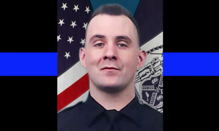 PBA: Group is using a hero's death to demonize cops. They need to be shut down immediately.